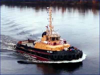 Новый буксир для Северного флота прошел госиспытания