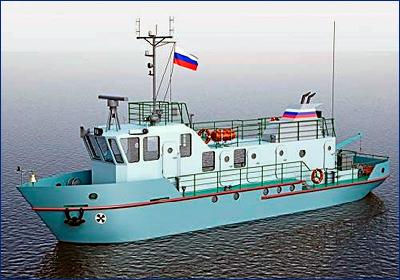 ФКУ «Речводпуть» построит два промерных судна