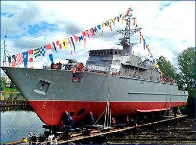 Четвертый серийный корабль противоминной обороны проекта 12700 для ВМФ РФ будет заложен на СНСЗ