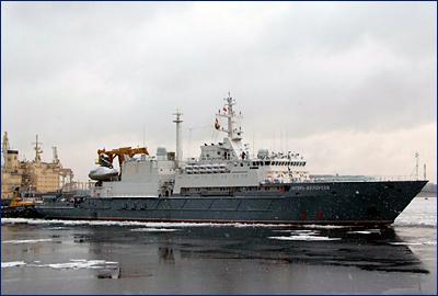 Вице-адмирал Бурсук рассказал о сроках строительства судов типа «Игорь Белоусов»