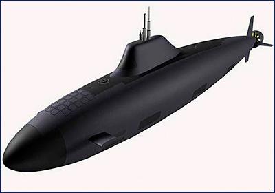 ВМФ России ожидает подлодки пятого поколения в 2030-х годах