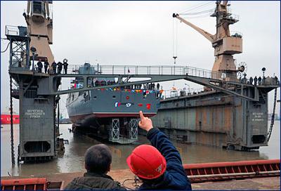 «Северная верфь» после 2020 года сможет строить для ВМФ России корабли первого и второго ранга