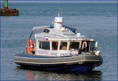 Гидрографический катер проекта «Наутилус-800» пополнил флот Росморпорта