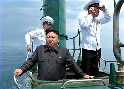 В Северной Корее почти готова вторая баржа для испытания подводных запусков баллистических ракет