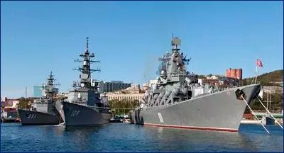Тихоокеанский флот намерен в 2018 году принять в состав около 10 новых кораблей и судов