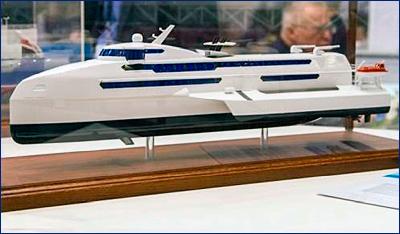 Для Дальнего Востока и Сибири разработают и построят инновационные пассажирские суда