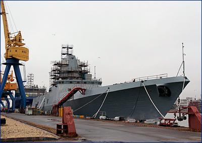 Главком ВМФ России рассказал о кораблестроительных планах на «десятилетку»