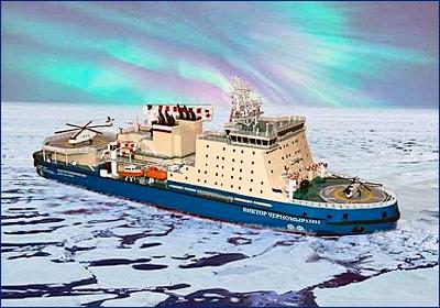 КБ «Вымпел» возобновило техсопровождение постройки «Виктора Черномырдина»