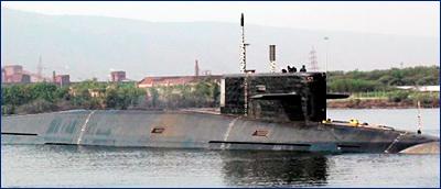 атомные подводные лодки российской федерации