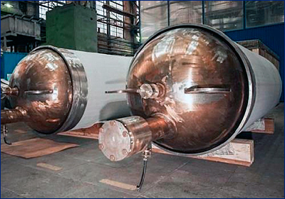 ПАО «ЗИО-Подольск» отгрузило ёмкостное оборудование для ледокола «Сибирь»