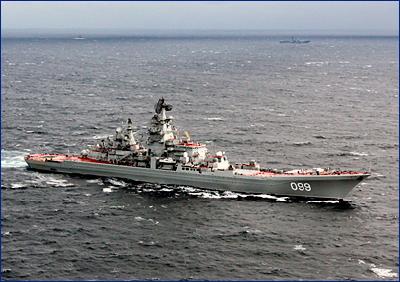 Иностранные заказчики встали в очередь за российскими кораблями