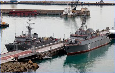 ЦМКБ «Алмаз» создает проект морского тральщика по заказу ВМФ