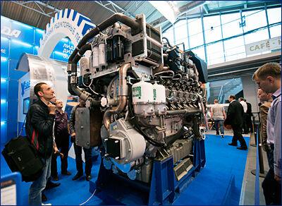 Новое совместное производство займется высокооборотными дизелями