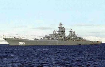 тяжелый крейсер класса Киров