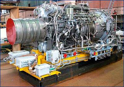 Разработан первый российский морской газотурбинный двигатель для Арктики