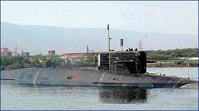 СМИ узнали о выходе из строя первой индийской атомной подлодки собственной постройки