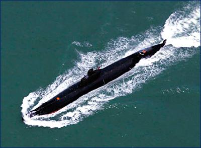 Китай делает активные попытки доминирования на мировом рынке подводных лодок