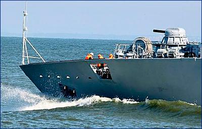Противоминную оборону флота поручили роботам
