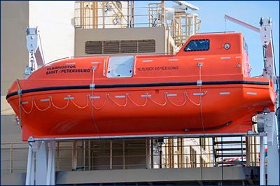 Импортозамещением спасательных шлюпок на деньги Минпромторга займется завод «Море»