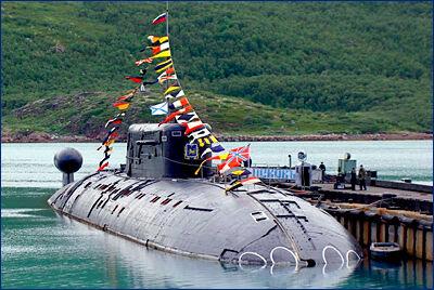 Северный флот: неисправному дизелю подлодки «Псков» нашли замену