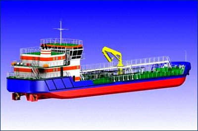 Для Байкала построят эко-судно