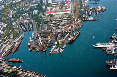 Севастопольский морзавод передали в федеральную собственность