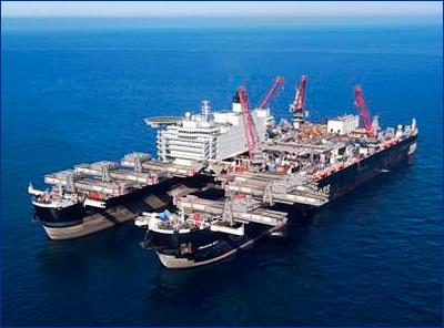 Гигантское судно освободит моря от буровых платформ