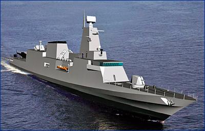 Россия поборется с Украиной за постройку корабля для Бразилии