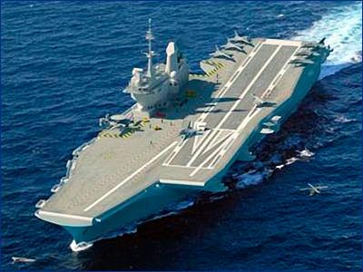 Франция построит авианосец на замену «Шарлю де Голлю»