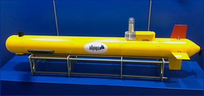 Подводный беспилотник для фрегата «Адмирал Горшков» испытают к 2019 году