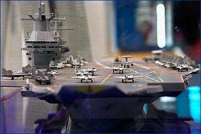 Госпрограмма вооружения предусматривает работы по новому авианосцу