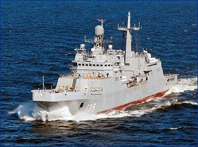 Рахманов: Флот получит БДК «Иван Грен» к концу весны