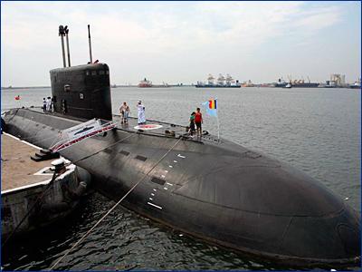 Румынскому флоту срочно понадобились подлодки