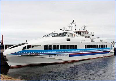В ХМАО нацелились на строительство скоростного пассажирского флота