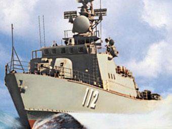 многоцелевой корабль береговой охраны