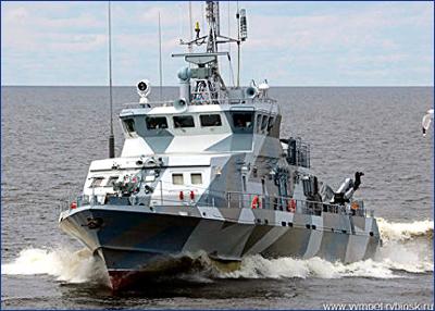Противодиверсионный катер Севфлота назвали в честь полковника Федянина