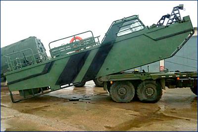 Инженерные войска ЗВО в текущем году получат 24 новых буксирно-моторных катера