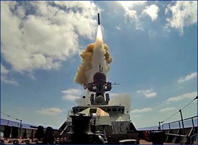 ТОФ до 2020 года получит три корвета с крылатыми ракетами «Калибр» – источник