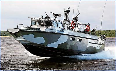 На «Рыбинской верфи» заложен первый катер БК-16 для Росгвардии