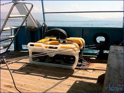 Полторы сотни телеуправляемых подводных аппаратов стоят на вооружении поисково-спасательных сил ВМФ