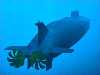 Новый подводный робот позволит России гарантированно добить противника