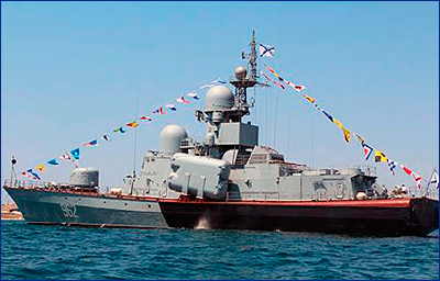 Морскую версию «Панциря» испытают на ракетном катере «Шуя»