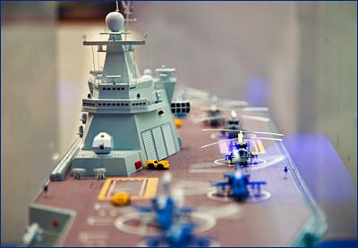 Источник: в России стартует эскизное проектирование новых УДК для флота