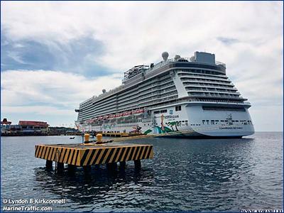 Береговая охрана эвакуировала 81-летнего пассажира с круизного лайнера «Norwegian Getaway»