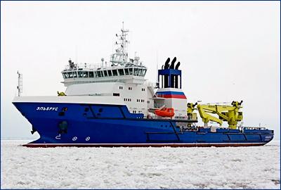 Каждый флот в России получит современные суда тылового обеспечения
