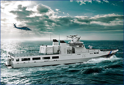 Аргентина приобретет французские патрульные корабли класса «Говинд»