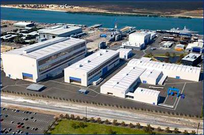 Судостроительные верфи Австралии получили контракт на постройку блоков для круизных судов