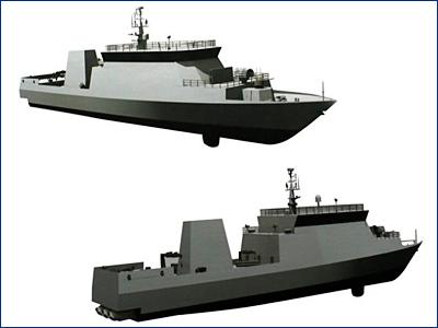 Серию из 16 противолодочных корветов для ВМС Индии поделили между двумя компаниями