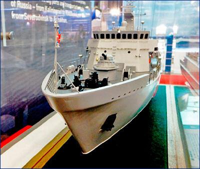 Названы сроки модернизации тральщиков типа «Александрит»