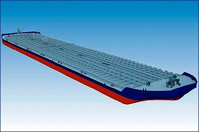 На Окской судоверфи заложили седьмую наливную баржу проекта ROB20